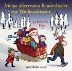 Meine allerersten Kinderlieder zur Weihnachtszeit von Jürgen Treyz, Bernd Kohlhepp, Klaus W. Hoffmann, Klaus Neuhaus und Fredrik Vahle (2015)