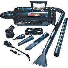 Metro Data Vac Pro Mdv-2tac 220 volt Portable Vacuum Cleaner - 1.17hp Motor