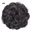 XXL-Scrunchie-Haargummi-Haarteil-Haarverdichtung-Hochsteckfrisur-Haar-Extension 縮圖 14