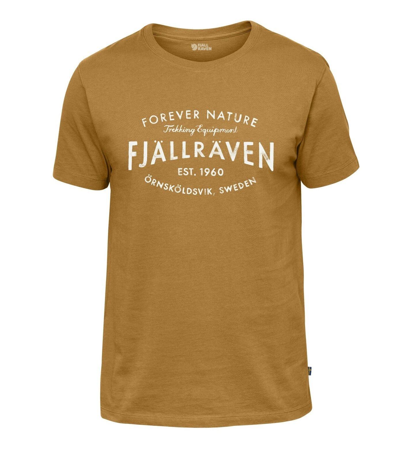 Fjäll Räven Est. 1960 T-Shirt M 81946 Gr. L Acorn