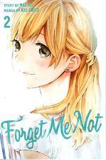 Forget Me Not   Volume 2  Mag Hsu  Nao Emoto  Manga Pbk  NEW
