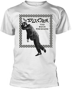 THE-SELECTER-Too-Much-Pressure-T-SHIRT-OFFICIAL-MERCHANDISE