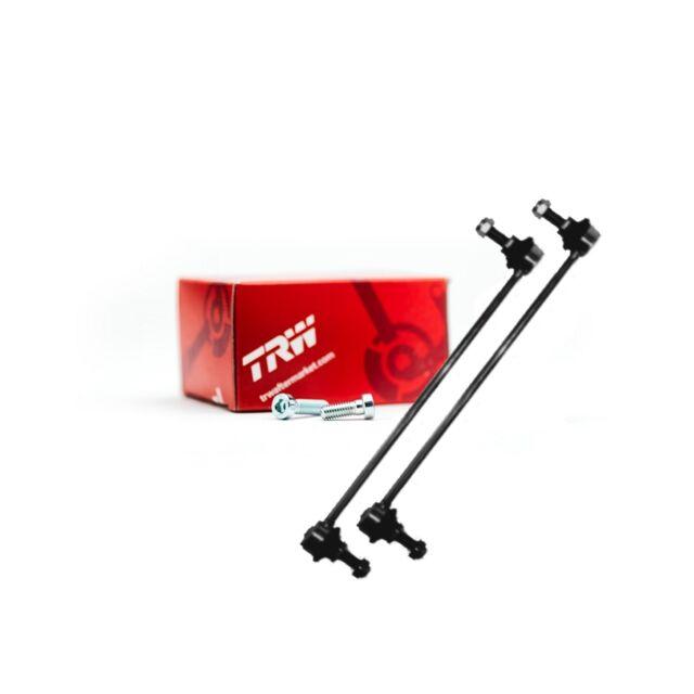 1x Bielletta barra stabilizzatrice TRW Assale anteriore CLIO III (BR0/1, CR0/1)