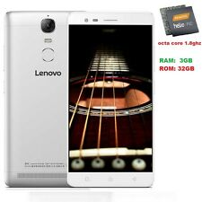 "SMARTPHONE LENOVO K5 NOTE DUAL SIM  5,5"" 4G ANDROID 5 OCTA CORE 32GB ROM 3GB RAM"