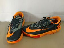 best sneakers 9ec6a e35b2 item 3 Nike KD VI 6 Anthracite Black Total Orange Kevin Durant Size 11.5 ( 599424-007) -Nike KD VI 6 Anthracite Black Total Orange Kevin Durant Size  11.5 ...