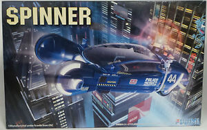 BLADE-RUNNER-SPINNER-POLICE-CAR-1-24-SCALE-MODEL-KIT-MADE-BY-FUJIMI