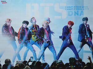 BANGTAN-BOYS-A2-Poster-XL-42-x-55-cm-BTS-Clippings-Fan-Sammlung-NEU