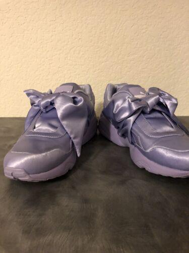 Fenty Puma Purple Sneakers