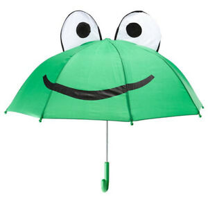 Frog-Umbrella-for-Kids