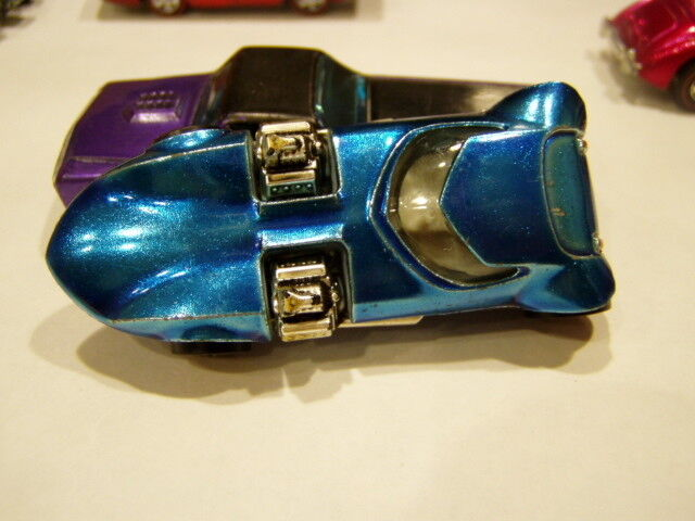 Redline Hotwheels RARE RARE RARE Light bluee Windex bluee TWINMILL in NM Great Gift  654879