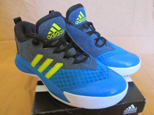 2 Active Ginnastica Da Scarpe Aq8597 Uomo Blu Basket 5 Adidas Neon Crazylight 4HnOSOZ5