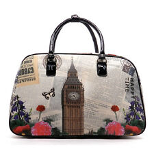 Designer inspired handbag Fashion Tour Illustration Duffle