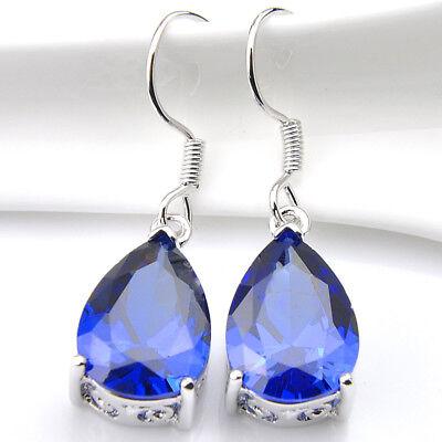 c46d4ad3f5b1 Piedras Topacio Azul Agua Fuego Gota Estilo Suizo Preciosas De D2bWEHYIe9