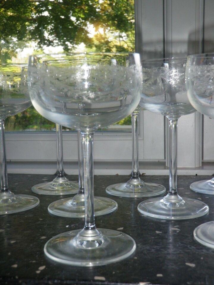 Glas, champagne glas
