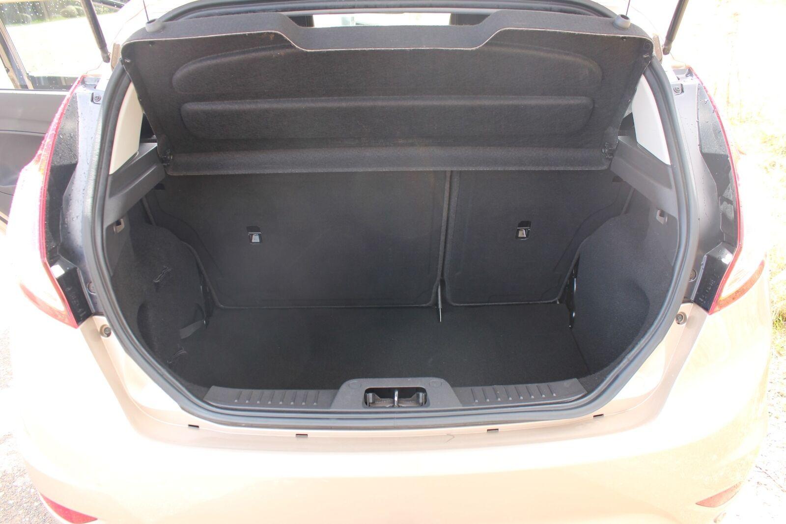 Ford Fiesta 1,0 SCTi 100 Titanium - billede 9
