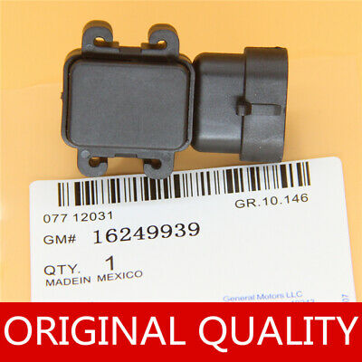 MAP Manifold Absolute Pressure Sensor For Chevrolet Chrysler Buick Cadillac GMC