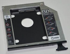2nd-SSD-HDD-Hard-Drive-Caddy-for-Dell-E6400-E6500-E6410-E6510-M2400-M4400-M4500