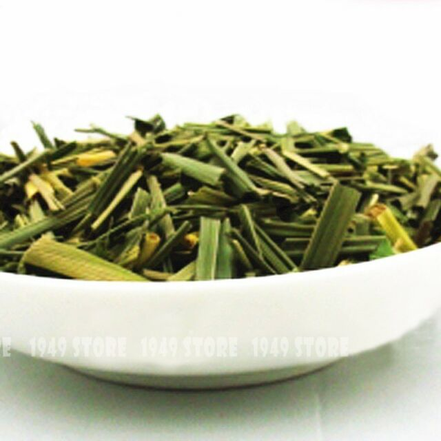 Lemon Grass Tea  Organic Premium Dried Green Tea Healthy Beauty Fragrance  50g