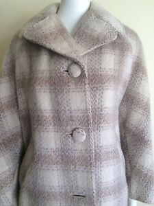 Original-Vintage-50s-60s-Swing-Coat-Jacket-Pinup-Rockabilly-Madmen