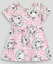 Girls Disney Aristocats Marie Pink Dress Newborn-12 Months