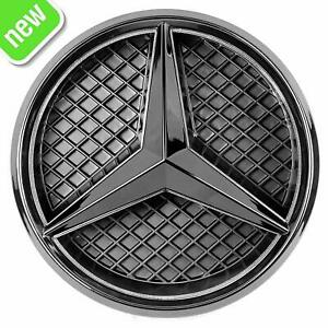 LED-MERCEDES-BENZ-A-B-C-E-2011-16-EMBLEM-FRONT-GRILL-WHITE-LIGHT-STAR-BADGE