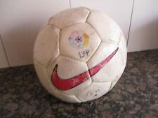 Balón oficial Nike NK 850 GEO. LFP 1997-98 / Nike official ball NK 850 GEO.