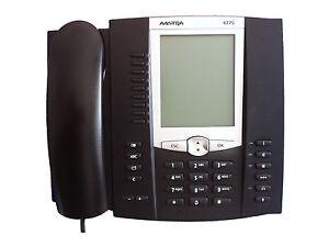 Aastra Detewe Openphone 6775 Téléphone Noir #90 Dernier Style