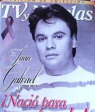 TV Y NOVELAS ESPECIAL DE JUAN GABRIEL SPECIAL ISSUE TRIBUTE TO JUAN GABRIEL