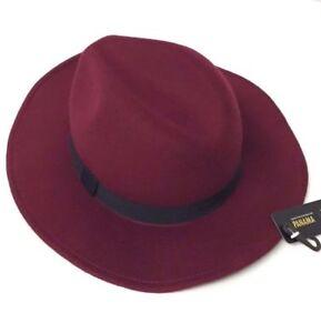ddae722a2b6586 NEW Lot of 6 Vintage Wool Cowboy Hat Women Men Wide Brim Jazz Cap ...