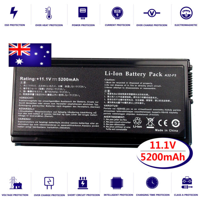 Laptop Battery for ASUS Pro50 Pro55 Pro55GL Pro55SL Pro55SR Pro50M Pro50N Pro50R