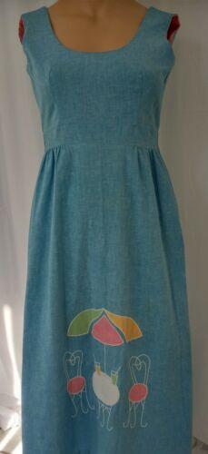Vintage Concept 70s swirl dress