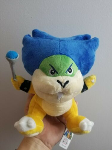 "7.8/"" New Super Mario Bros Ludwig Von Koopa Stuffed Plush Doll Out Of Stock"