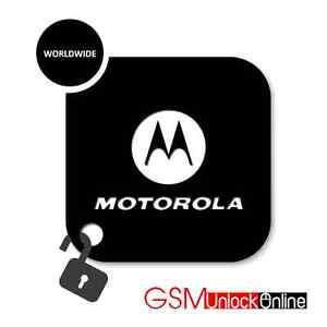 Red Código De Desbloqueo Servicio Para Motorola Moto G 3rd Generación 8-Digit