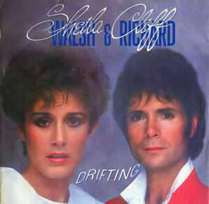 SHEILA-WALSH-amp-CLIFF-RICHARD-Drifting-1983-Near-MINT
