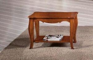 Tavolini Da Salotto Classici In Legno.Dettagli Su Tavolino Da Salotto Arte Povera Classico Legno