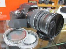 Wide Angle Lens for Sony Alpha a65 a57 a58 a100 a33 a35 a37 a330 a100 a55 NUC