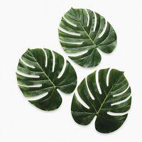 12 Tropical Palm Leaves Ex-large 13 Luau Decor Hawaiian Safari Rain Forest