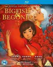 Big Fish and Begonia [Blu-ray]