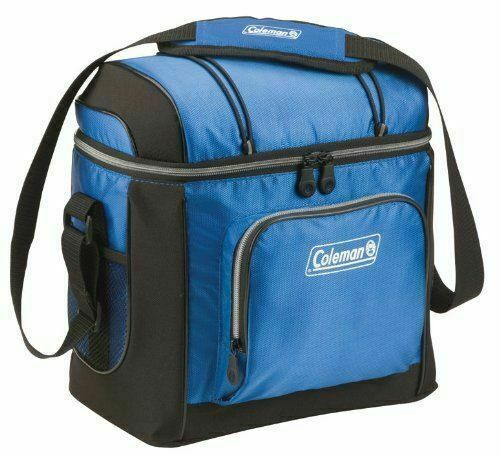 Coleman 16-Can Soft Cooler With Hard Liner for sale online