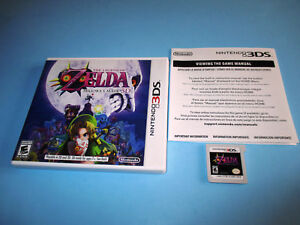 The-Legend-of-Zelda-Majora-039-s-Mask-3D-Nintendo-3DS-XL-2DS-Game-w-Case-amp-Insert