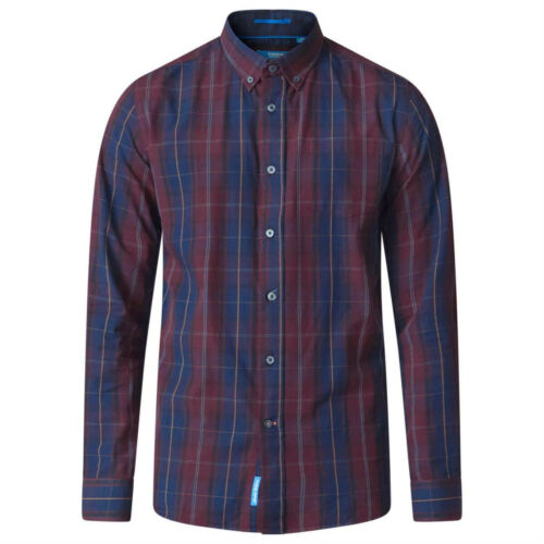 D555 Grady Herren Hemd Shirt Kurzarm Casual Freizeithemd 0113