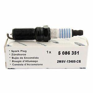 NEUF-origine-Ford-Focus-ST170-Spark-Plugs-Ensemble-de-4