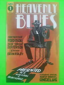 Heavenly-Blues-1-First-Print-NM-Scout-Comics