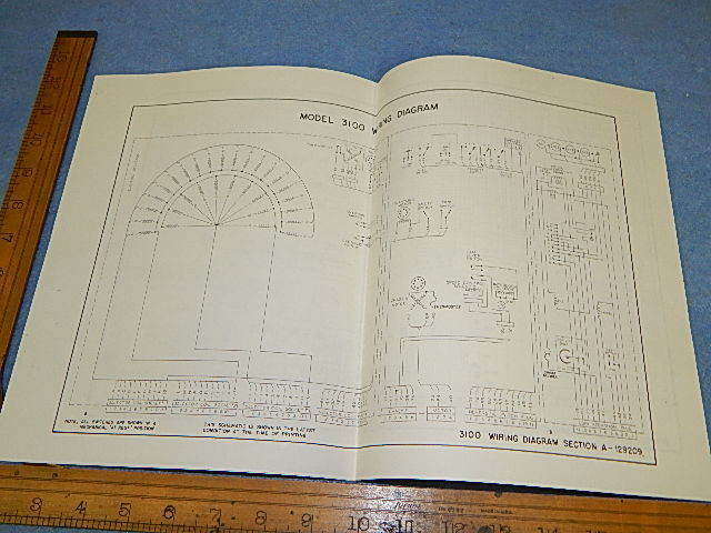 Wurlitzer 3100 Americana Schematic Wiring Diagrams