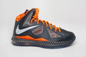 new product b8c4b e1931 Image is loading Nike-Lebron-10-X-BHM-Cleveland-Cavs-583109-