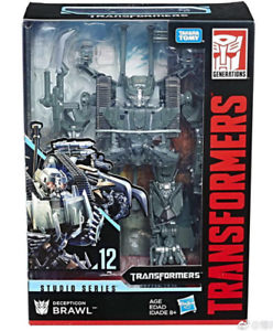 Hasbro 3C transformers movie Studio Series SS12 noisy voyager class