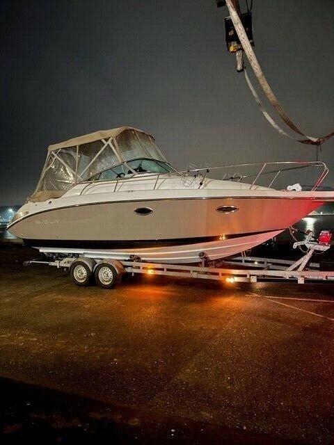 Starcraft, Motorbåd, årg. 2008