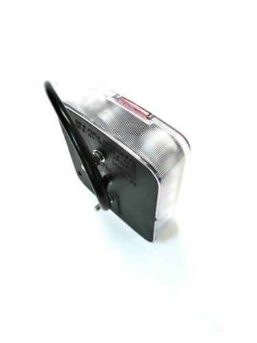 Blinker Kennzeichenleuchte Anhänger LKW PKW 2x LED Rückleuchte Positions Brems