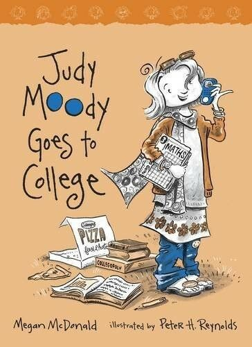 1 of 1 - New, Judy Moody Goes to College (Judy Moody), Megan McDonald, Book