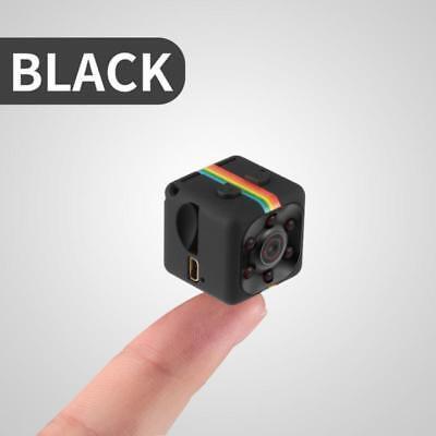 SQ11 140°Car Mini DVR hidden Spy Camera  720P HD Night Vision Motion Small Cam